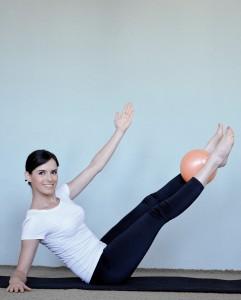 Vilma Zrnić pilates instruktor